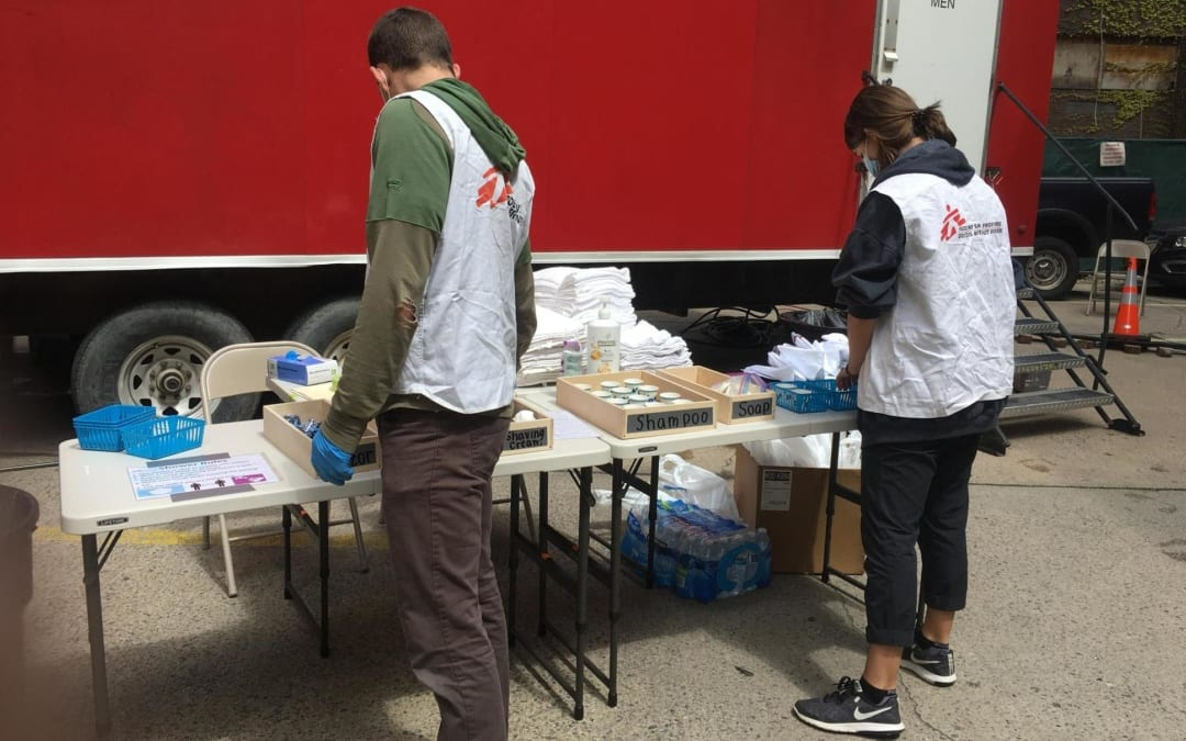 US: Vulnerable communities in urgent need of protection from the coronavirus